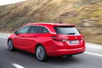 Opel Astra Sports Tourer automatic or similar